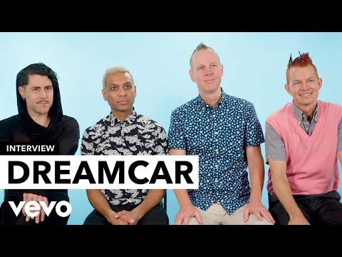 Dreamcar - DREAMCAR's Road To Becoming A Band