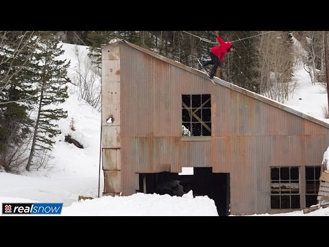 Dylan Thompson | X Games Real Snow 2017