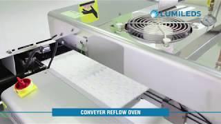 Matrix Platform Manufacturing: 6 - Conveyer Reflow Oven