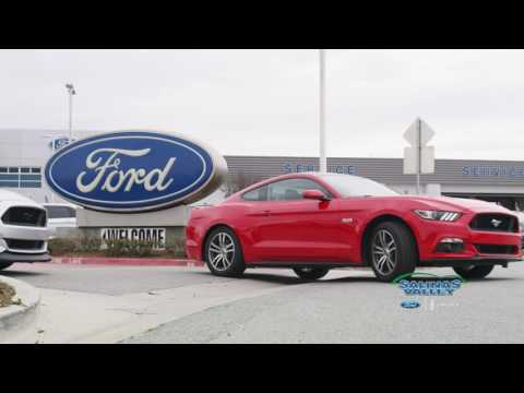 """Salinas Valley Ford - Pre-Owned - """"It's That Simple"""""""