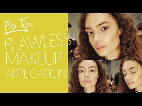 Pro Makeup Secrets: Flawless Makeup Application