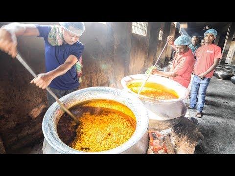 EXTREME CURRY FACTORY in Bangladesh + INSANE Street Food Tour of Chittagong, Bangladesh!!!