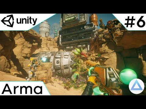 CREA un VIDEOJUEGO de DISPAROS en Unity Tutorial 2021🔫/Arma/6-Capitulo