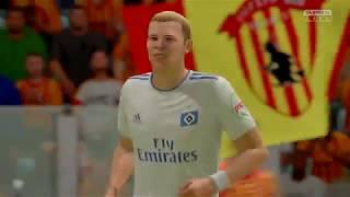 Let's Play - Fifa 19 | Karriere | HSV | Mission Wiederaufstieg #01 | Deutsch/German | PS4 PRO
