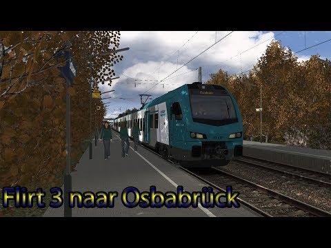 Scheuren met een flirt, waarom niet?! - Train Simulator 2020