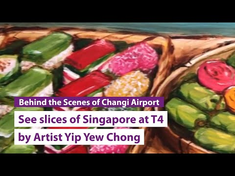 See slices of Singapore at Terminal 4