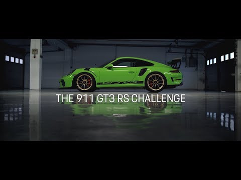 The 911 GT3 RS Challenge ? Level 1: Virtual Clash.