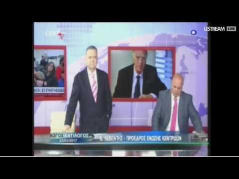 Β. Λεβέντης / Λόγος - Αντίλογος, CorfuTV / 22-3-2017