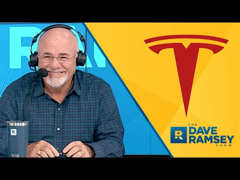 I'm 21, Should I Buy a Tesla (Dave Ramsey Responds)