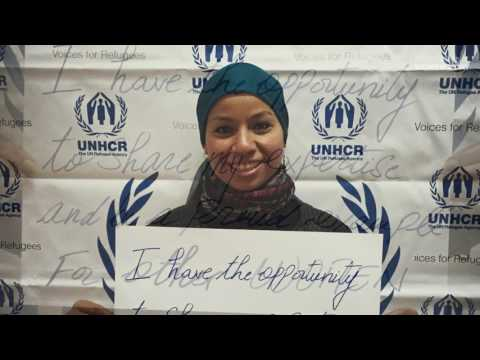 UNHCR Supports Women's Right to Decent Work (TRAILER)
