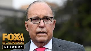 Larry Kudlow talks China's currency manipulation, market reactions