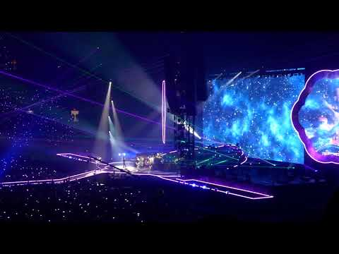 Coldplay - A Sky Full of Stars. Vancouver 29/09/17