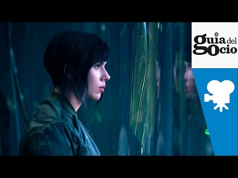 Ghost in the Shell ( Ghost in the Shell ) - Teaser trailer español ( Unplug )