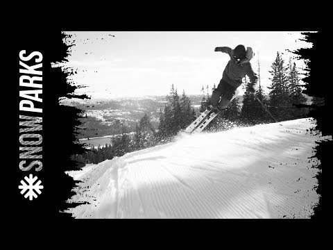 SkiStar Snow Parks - How to - Nose butter 360