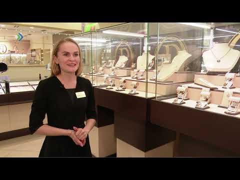 Ювелирный дом «Романовъ» открыл выставку-продажу эксклюзивной коллекции украшений