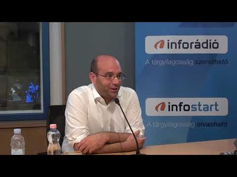 InfoRádió - Aréna - Mráz Ágoston Sámuel - 2021.07.28.
