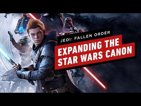 How Star Wars Jedi: Fallen Order Became Official Canon (SPOILER ALERT) - UCKy1dAqELo0zrOtPkf0eTMw