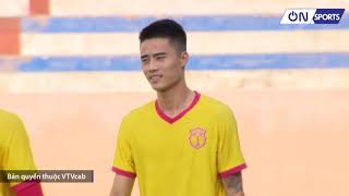 Lâm Anh Quang   Từ cầu thủ Nam Định đến ngôi sao được triệu tập lên ĐT Việt Nam