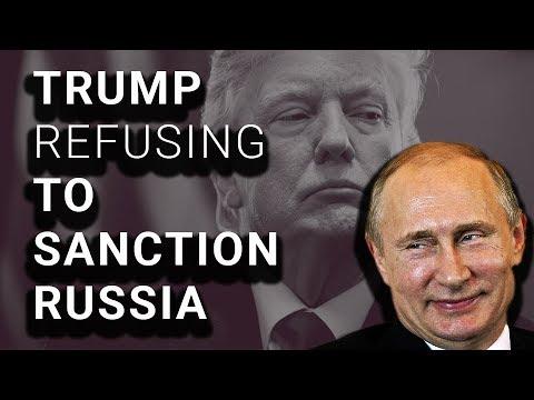 YEP: Trump Admin Refuses to Enact New Russia Sanctions