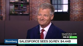 Salesforce Has to Keep Innovating Own Products, Analyst Walravens Says