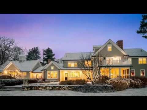 62 Strawberry Hill St, Dover, MA - Listed by Lynn Donahue, Donna Maley