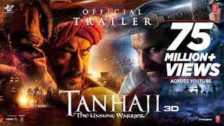 Video Trailer Tanhaji: The Unsung Warrior