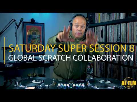 Saturday Super Session 8 - Global Scratch Collaboration - Share The Knowledge