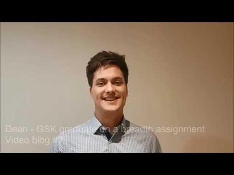 Dean – GSK graduate on a global assignment – video blog 2