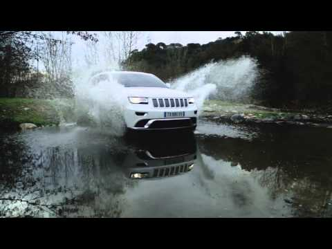 Den nye Jeep®  Grand Cherokee - Innovation brought us here