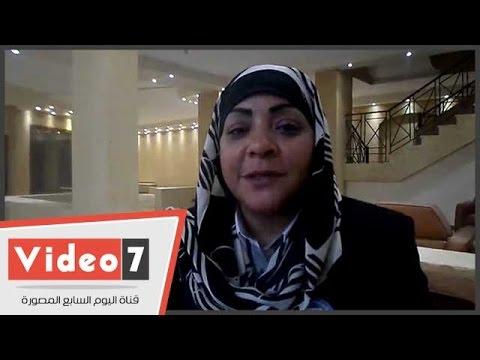 فتاة سيناء الباكية أمام الرئيس تكشف كواليس اللقاء وسبب دموعها
