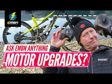 Can I Upgrade The Motor On My E-Bike? | Ask EMBN Anything About EMTB