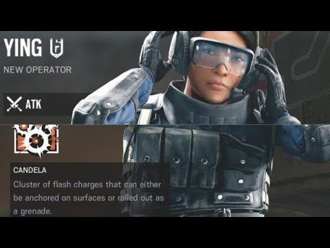 Rainbow Six Siege: THREE NEW OPERATORS AND A NEW MAP!