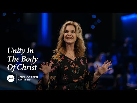 Victoria Osteen - Unity In The Body Of Christ