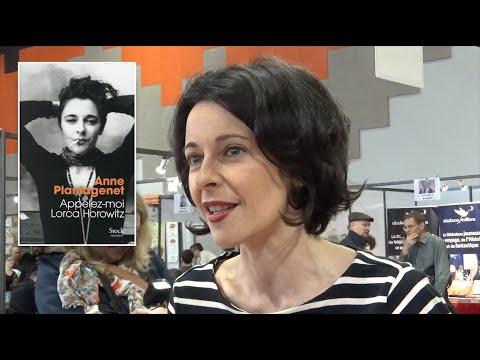 Vidéo de Anne Plantagenet