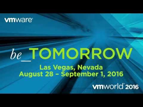 VMworld 2016 U.S. by the Numbers