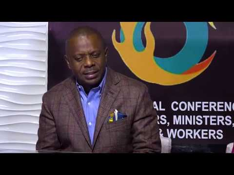 Journey to ICPMLW with Pastor Poju Oyemade