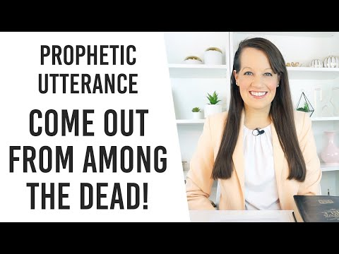Word of the Lord -Come Out From The Dead!!