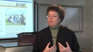 Lynn Fisher - Students study ancient farming in Germany