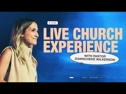 Join us LIVE at VOUS Church  Sunday Service - March 7th, 2021 at 7PM
