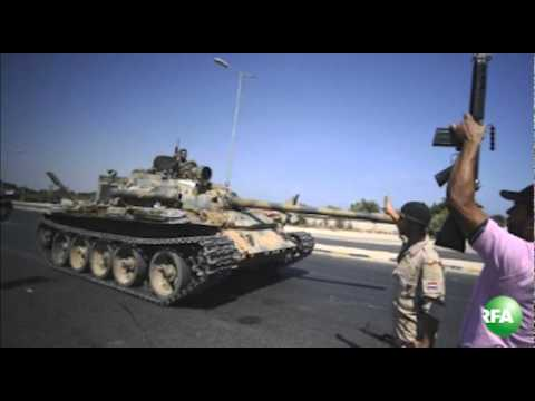 Bản tin video tối 22-08-2011