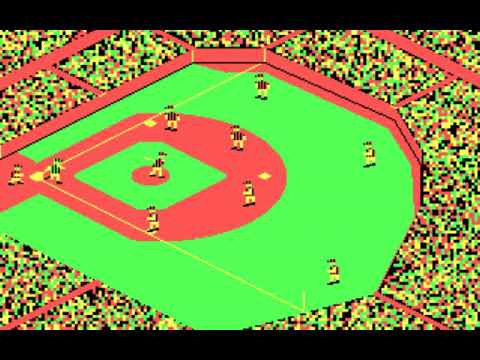 The World's Greatest Baseball Game (Quest) (MS-DOS) [1985] [PC Longplay]