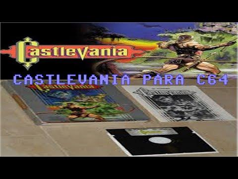 Jugando Hasta el Infinito y Más Allá: Castlevania - C64 REAL 50Hz