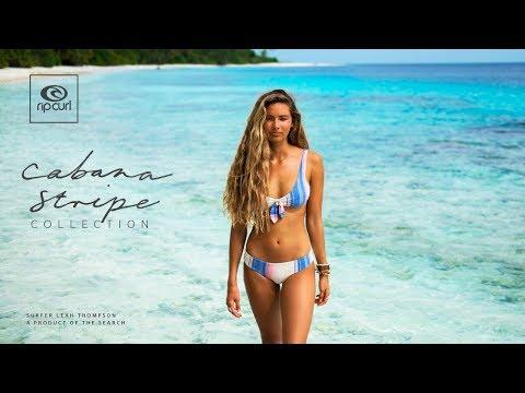 Cabana Stripe Bikini | Summer 2018 - 19 | My Bikini by Rip Curl