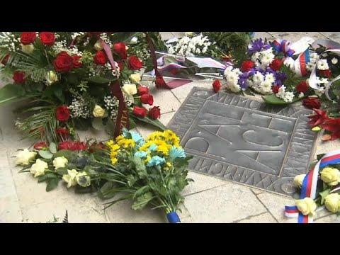 50 ans après, la République Tchèque rend hommage à Jan Palach