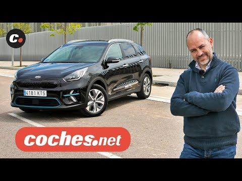 Kia e-Niro 100% eléctrico | Prueba / Test / Review en español | coches.net