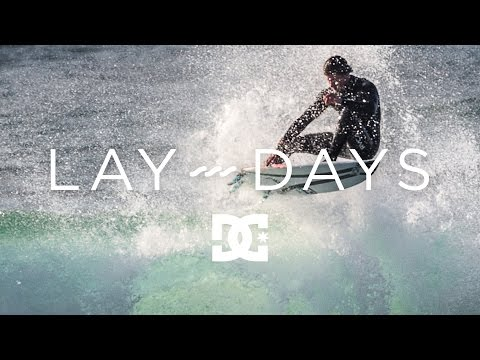 DC SHOES: BRUCE IRONS LAY DAYS