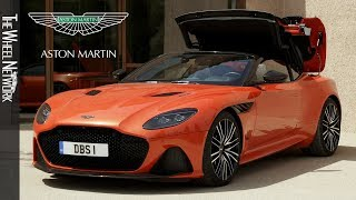 2020 Aston Martin DBS Superleggera Volante | Cosmos Orange | Exterior, Interior