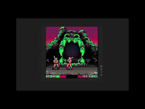 Masters of the Universe on Pico-8 by TheRoboZ