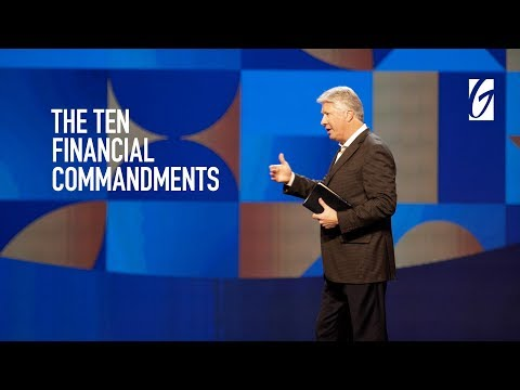Robert Morris  The Ten Financial Commandments  Beyond Blessed
