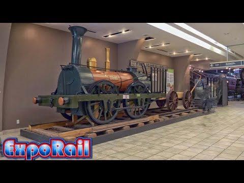 Canadian Railway Museum - Exporail - Part 2 - St-Constant - Quebec - Canada